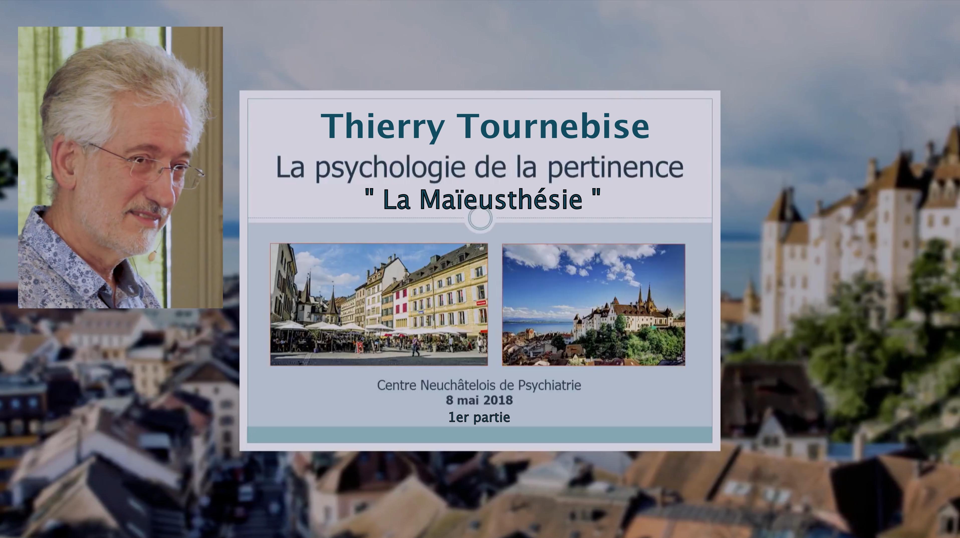 Pimprenelle Degos - La Maïeusthésie présentée par son fondateur Thierry Tournebise (vidéo partie 1)