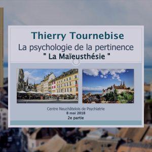 Pimprenelle Degos - La Maïeusthésie présentée par son fondateur Thierry Tournebise (vidéo partie 2)