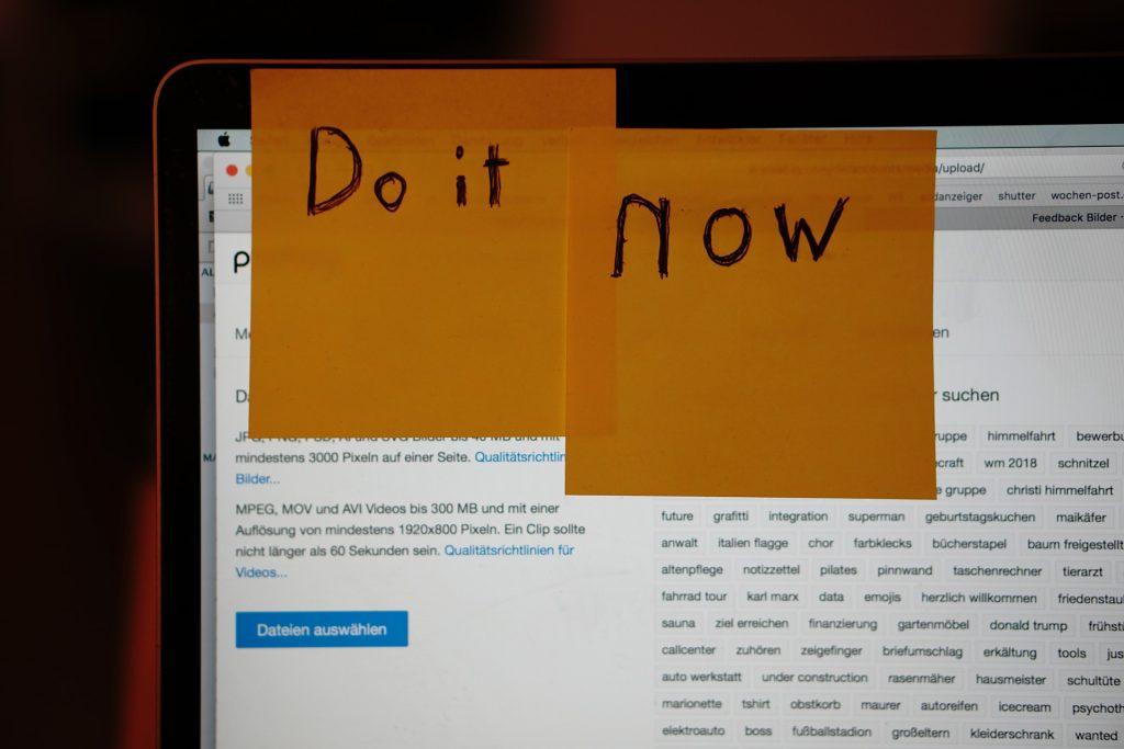 Comment sortir de la procrastination
