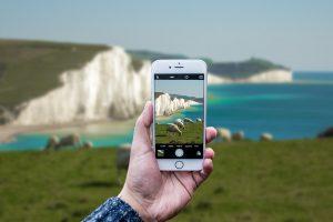 Et si notre smartphone pouvait nous faire du bien?